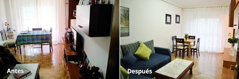 Home staging alicante venta pisos