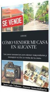 Ebook Cómo Vender mi casa en alicante